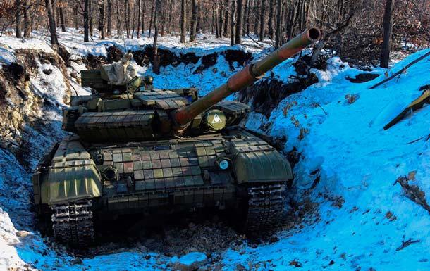 Ситуация 17 января - наступление с ограниченными целями