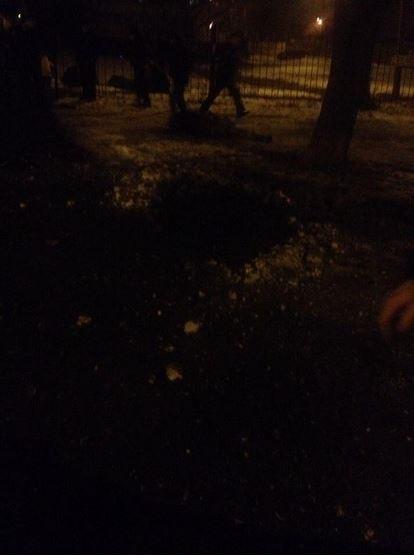 взрыв в Харькове 19 января