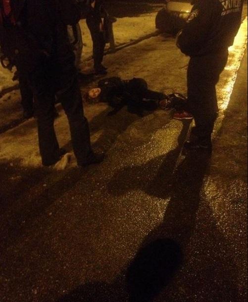 Взрыв в Харькове пострадала девушка