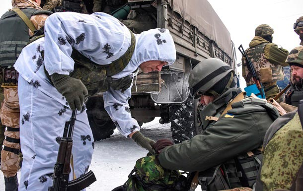 Сводки от ополчения Новороссии за сегодня (26 января)