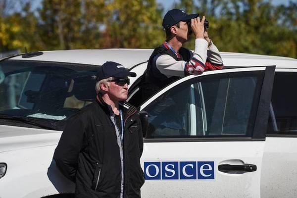Доклад ОБСЕ от 24 января по обстрелу Мариуполя