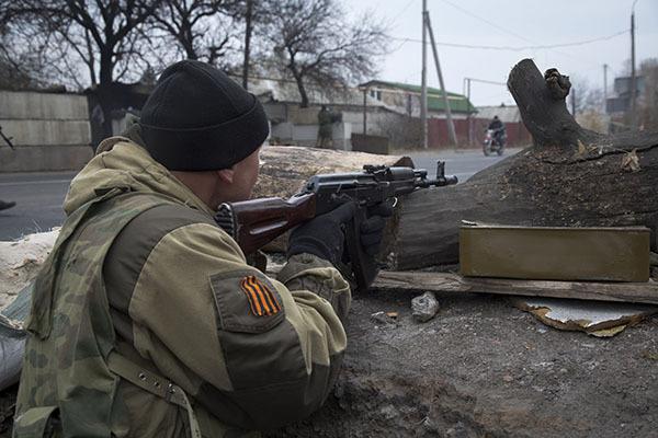 Война на Донбассе сегодня. 26 января