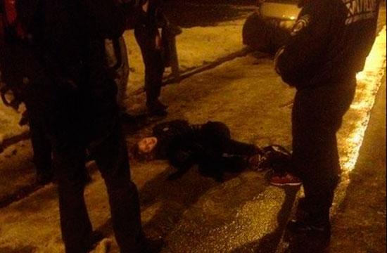 Очередной взрыв в Харькове