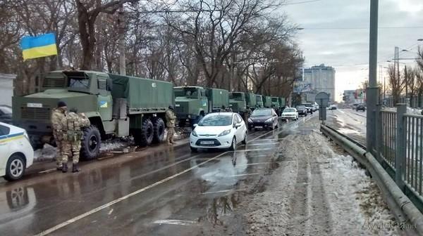 Одесса. Толпы зондеров не в состоянии предотвратить реальных терактов