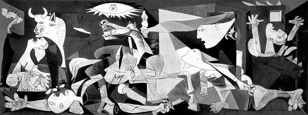 «Герника» (Guernica) (1937)