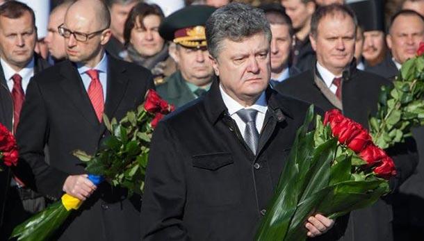 Лицемерный траур Киева по погибшим под Волновахой