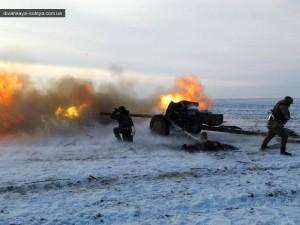 О ситуации в Дебальцево на 30 января