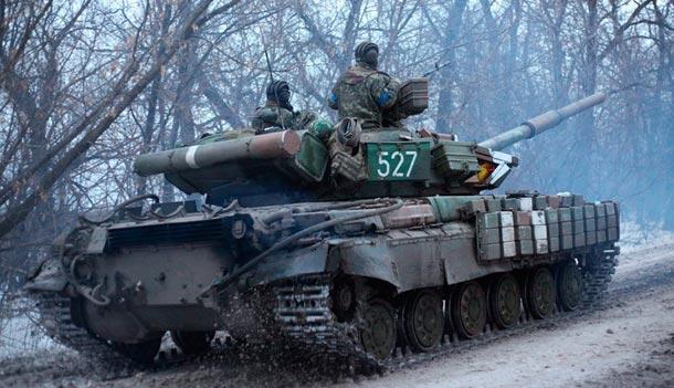 Сводка боевых действий на Донбассе за 21 января