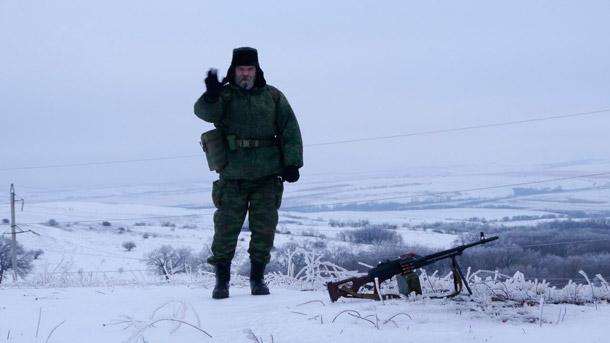 Сводки от ополчения Новороссии за сегодня (28 января)