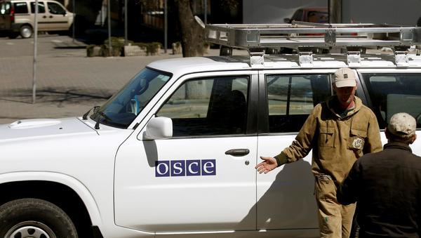 ОБСЕ заявляет что автобус под Волновахой был поражен снарядом РСЗО «ГРАД»