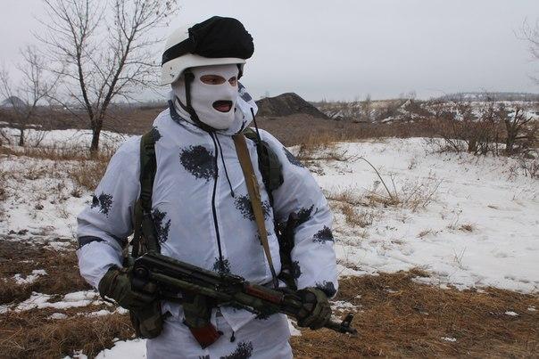 Война на Донбассе сегодня. 23.01