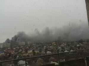 бои за Мариуполь обстрел микрорайон Восточный