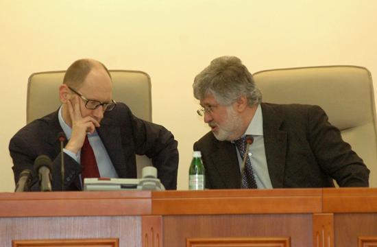 Коломойский намерен потребовать от Украины $ 5 млрд