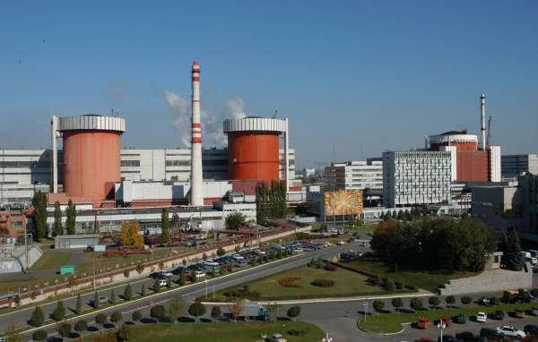 пожар на Южно-Украинской АЭС