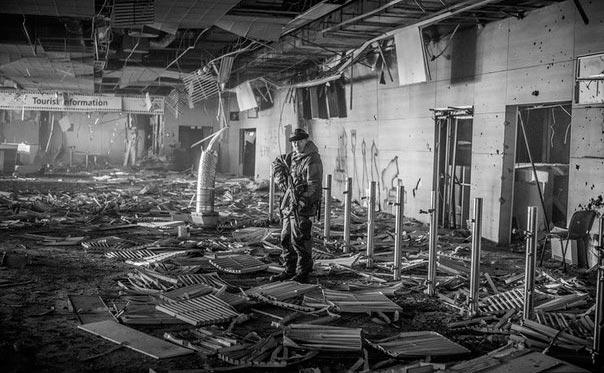 Сводка боевых действий на Донбассе за 18 января
