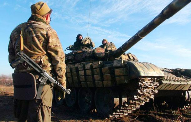 Сводки от ополчения Новороссии за 30 января