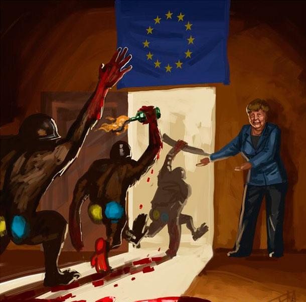 Как это видится патриотам евроинтеграции