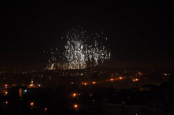 О военной ситуации в Новороссии на 12 января