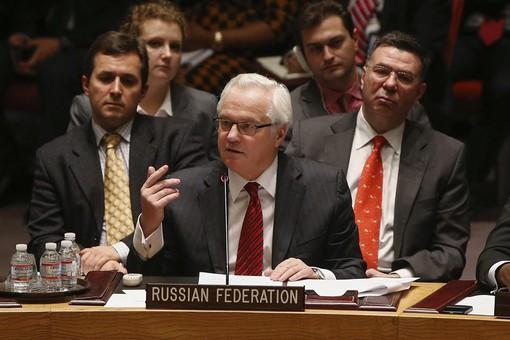 Заседание Совбеза ООН 21 января 2015 выступление Чуркина