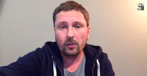 Шарий о свободе слова по-украински и Александре Евгеньевиче Музычко