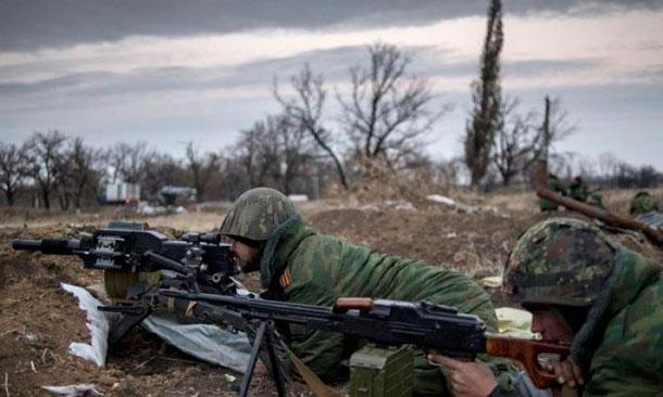 Война на Донбассе сегодня. 24.01
