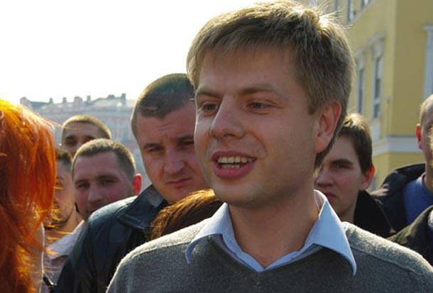 Нардеп Алексей Гончаренко борется за благосостояние украинцев на картибах