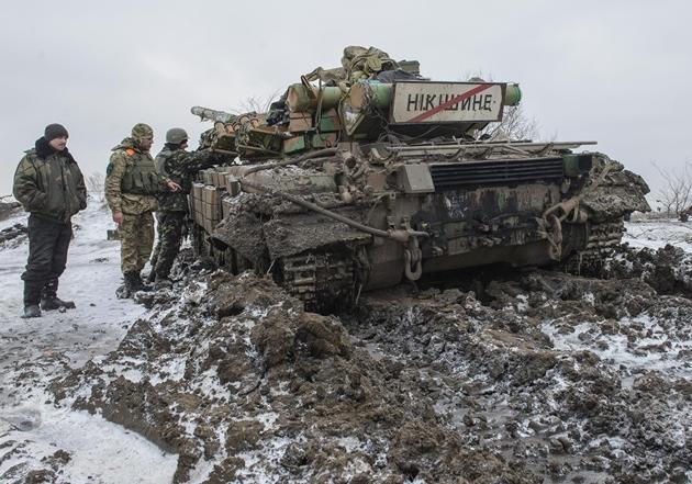 О ситуации в Дебальцево на сегодня 04.02.2015