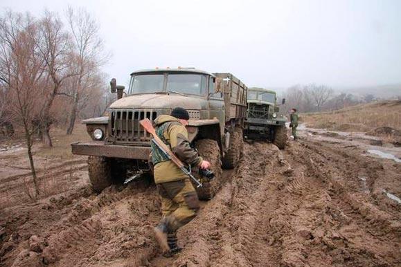 Сводки от ополчения Новороссии за 6 февраля