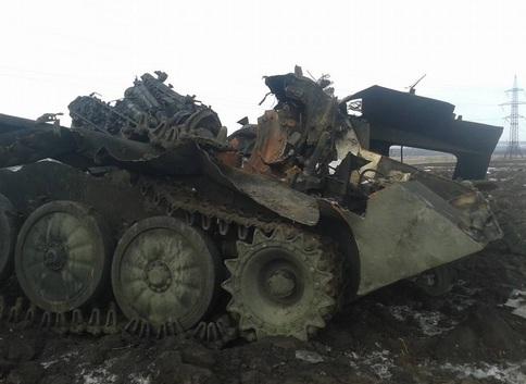 Война на Донбассе. 31.01 - Итоги дня