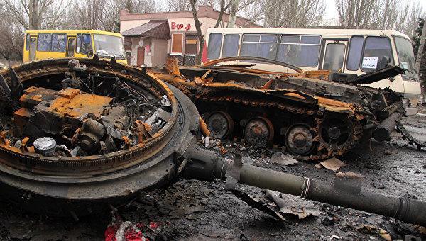 Обстановка на Донбассе сегодня, 9 февраля