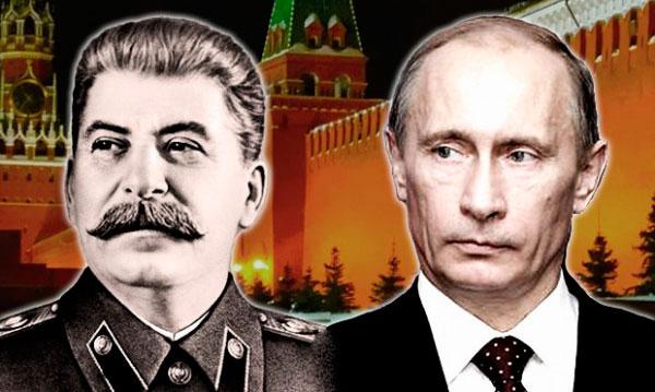 Почему не следует сравнивать Путина со Сталиным