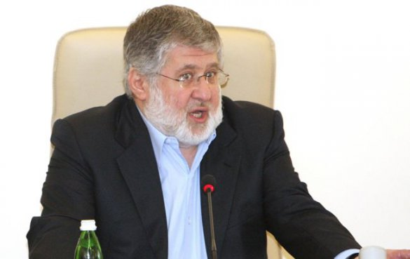 Коломойский уволен с поста губернатора Днепропетровской областной
