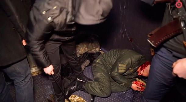 В Одессе избили активистов Правого Сектора и взорвали их офис