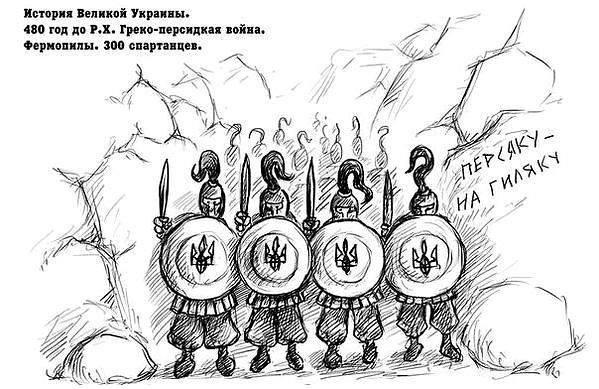 Как появилась Украина