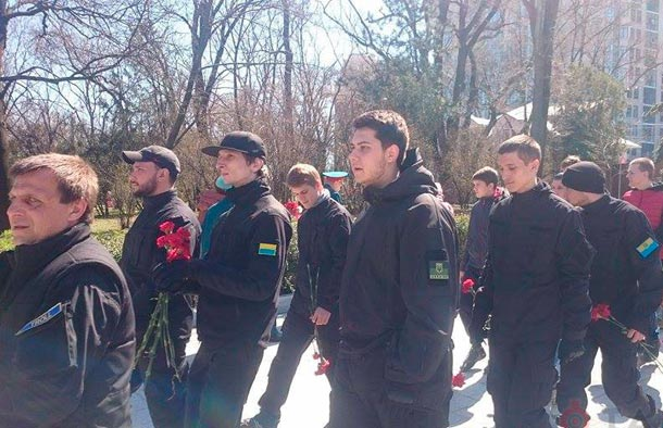 Одесские бандеровци