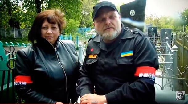 """Шарий: СБУ поймала """"российского"""" нациста (видео)"""