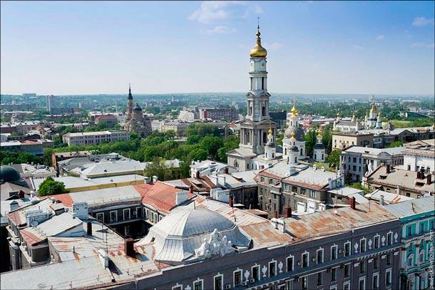 Харьков год спустя