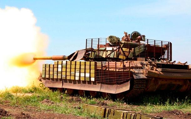 Война на Украине - ситуация на 30 мая 2015 года