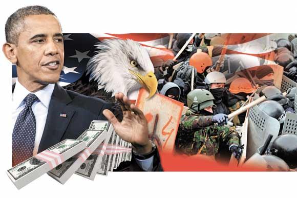 Нью-Йорк Таймс: Конгресс США толкает Обаму к войне с Россией