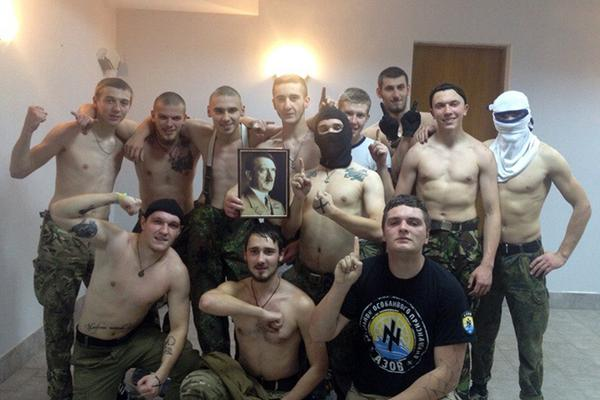 Конгресс США признал «Азов» неонацистами