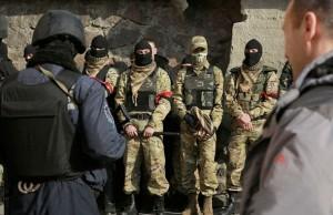 """под Винницей 15 боевиков напали на """"Мурафский карьер"""""""