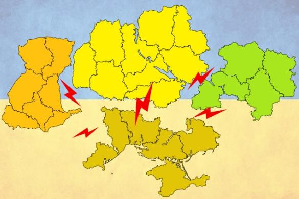 Соцопрос - половина украинцев за госстатус русскому языку