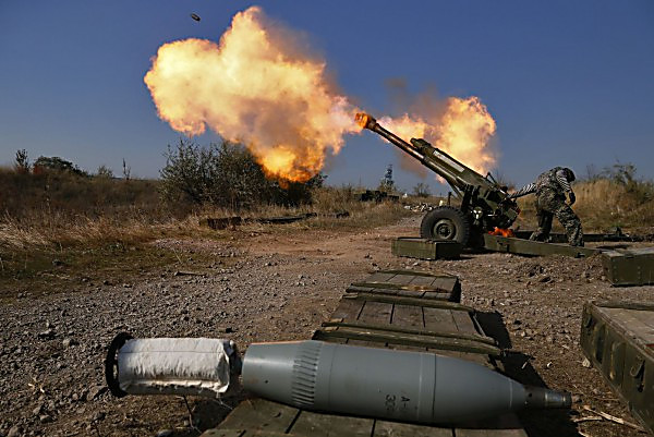 Ситуация на Донбассе 27 июля