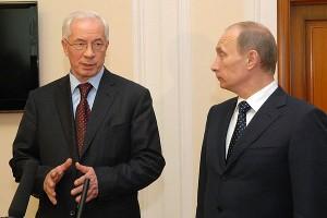Азаров создает альтернативное правительство Украины