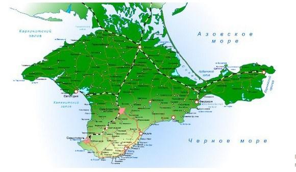 Украина отключила Крым от электроэнергии