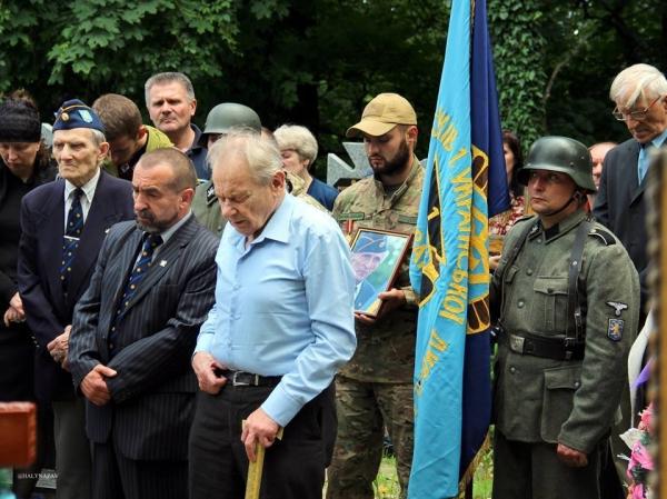 В украине нет фашизма
