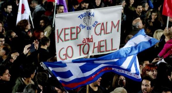 О последствиях греческой евроинтеграции в цифрах