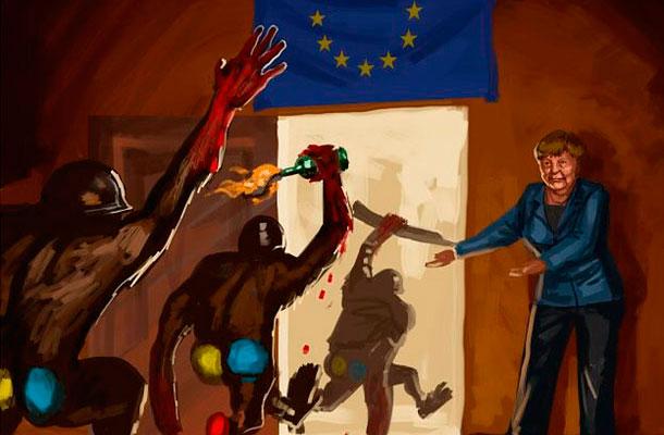 поляки назвали украинцев угрозой
