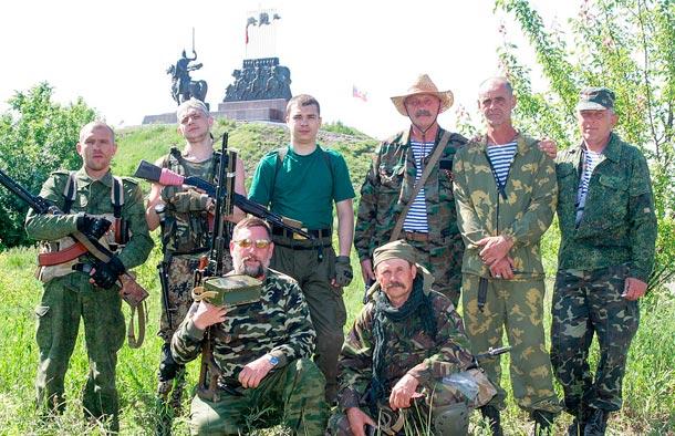 Ситуация на Донбассе на 18 июля