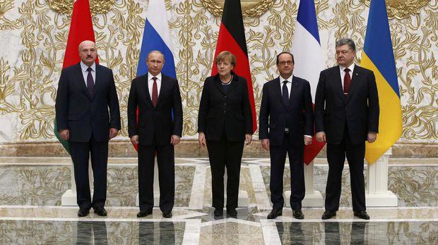 В США заговорили о денонсации Минска 2